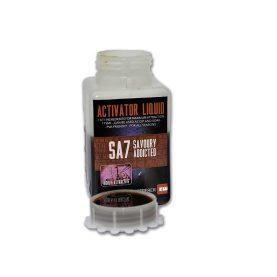 SA& activator is super attractief dip en soak liquid voor boilies