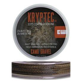 Coated hooklink is een onderlijnmateriaal met coating voor het maken van karper rigs