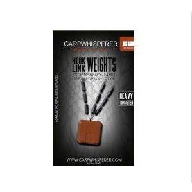 Tungsten Hooklink weightsom je onderlijn te verzwaren