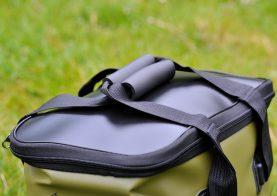 Waterdichte karper tas geschikt voor boilies en visspullen