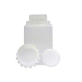 plastic fles of vloeistof dichte potjes 200ml