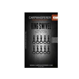 De Ring swivel mt 11 is geschikt voor verschillende rig presentaties