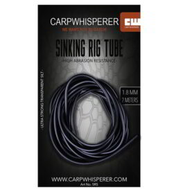 Sinking rig tube voor het maken van karper loodsystemen