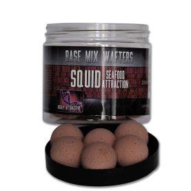 Squid liver wafter is een langzaam zinkende boilie voor het karpervissen