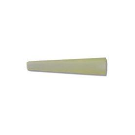 De Tail rubber wordt gebruikt om de lead clip af te werken