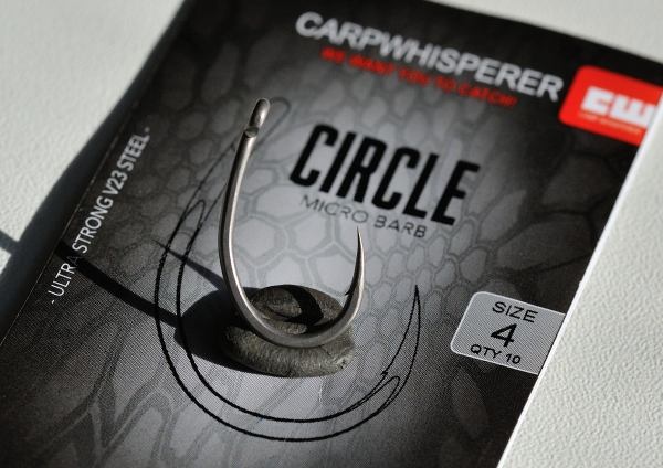 Circle karperhaak