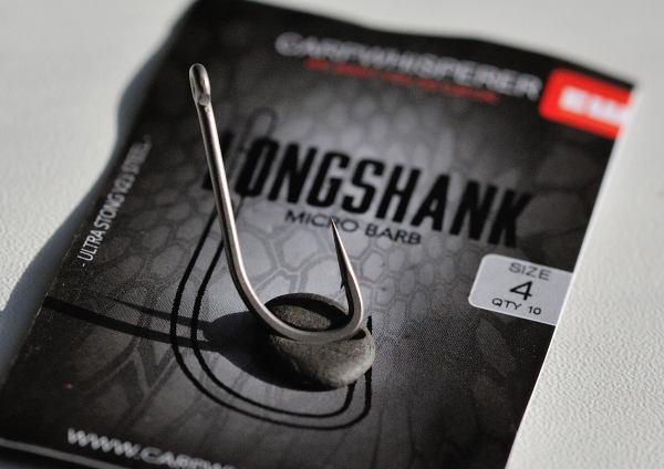 long shank karperhaak