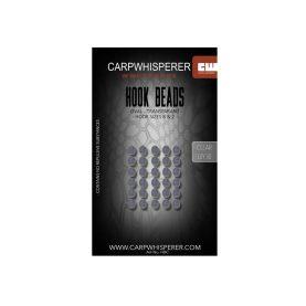 De CW Hook Beads passen op iedere karperhaak