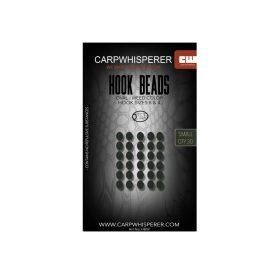 De CW Hook Beads passen op iedere karperahaak